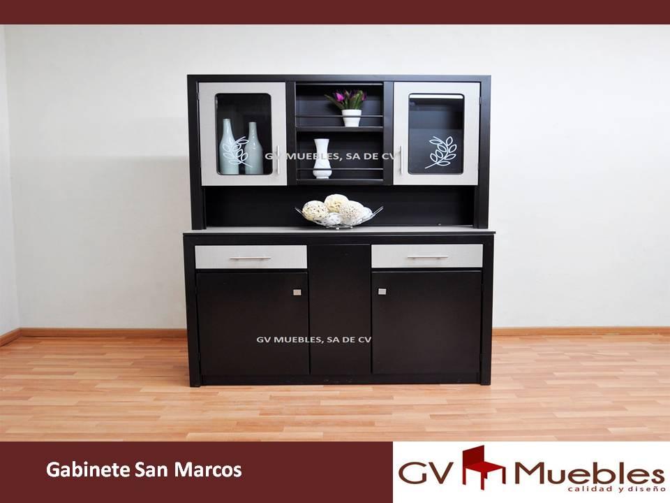 Gabinete san Marcos Chocolate